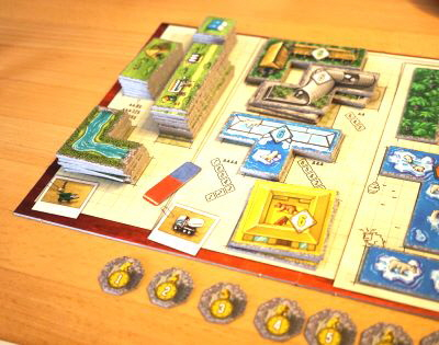 bärenpark board game