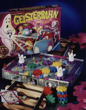 Geisterbahn Spiele